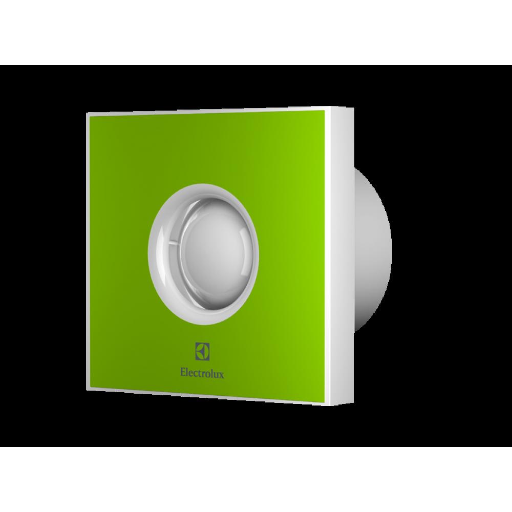 Вытяжной вентилятор Electrolux EAFR-100T green 15 Вт