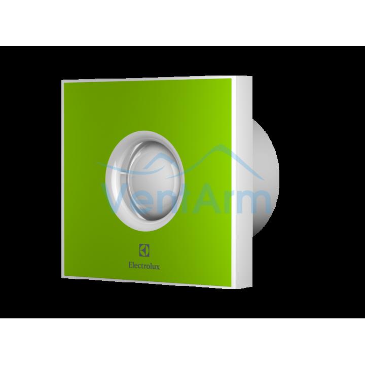 Вытяжной вентилятор Electrolux EAFR-150T green 25 Вт