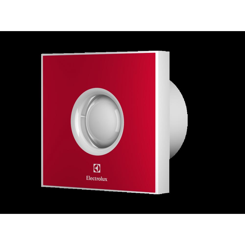 Вытяжной вентилятор Electrolux EAFR-150 red 25 Вт