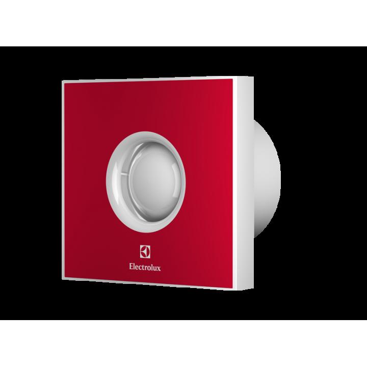 Вытяжной вентилятор Electrolux EAFR-100 red 15 Вт