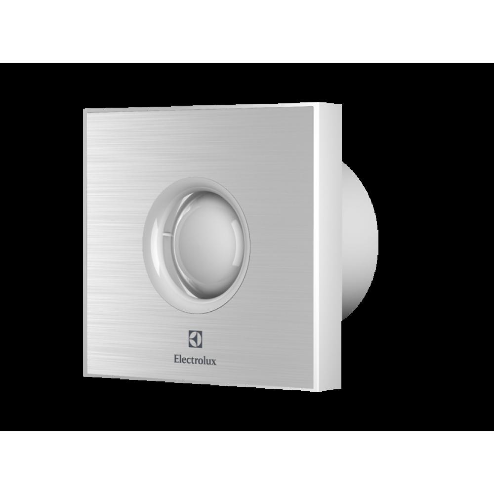 Вытяжной вентилятор Electrolux EAFR-100TH steel 15 Вт