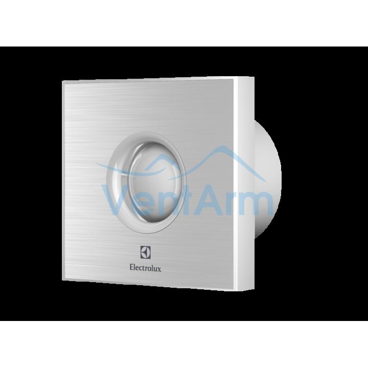 Вытяжной вентилятор Electrolux EAFR-120TH steel 20 Вт