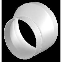 Редуктор эксцентриковый для круглых каналов 160x125