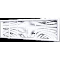 Решетка вентиляционная ERA 2307ДП 227х67 Белая