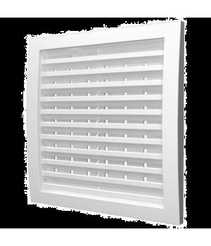 Вентиляционная решетка регулируемая  ERA 2727РРП 270 x 270 мм