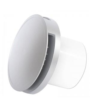 Накладной осевой вентилятор Europlast EAT100S Серебро