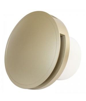 Накладной осевой вентилятор Europlast EAT100G Золото
