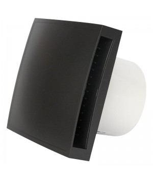 Накладной осевой вентилятор Europlast EET100A Черный