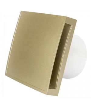 Накладной осевой вентилятор Europlast EET100G Золото
