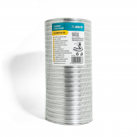 Воздуховод алюминиевый HACO AL Flexo 100/1м