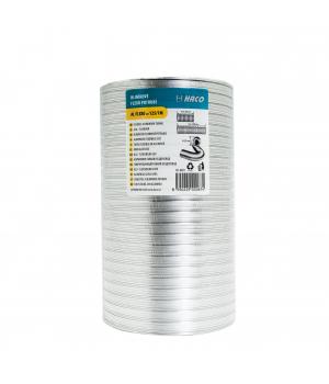 Воздуховод алюминиевый HACO AL Flexo 125/1м