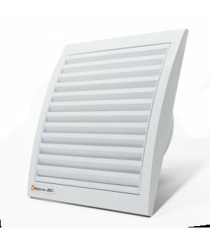 Вытяжной вентилятор MMotors MM 120 квадратный,, белый с ОК 18 Вт
