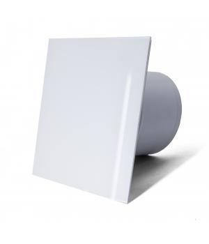 Вытяжной вентилятор MMotors MM-P 100/105 Белый Глянец стекло