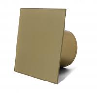 Вытяжной вентилятор MMotors MM-P 100/105 Стекло золото