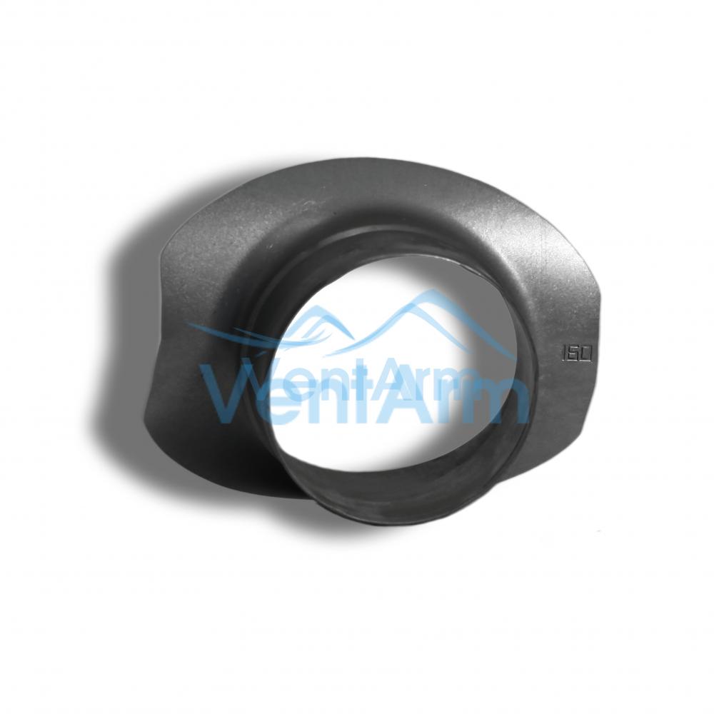 Врезка для круглых воздуховодов 100/160