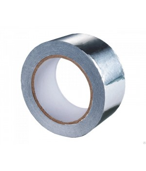 Airone Скотч алюминиевый 100 мм*50 м