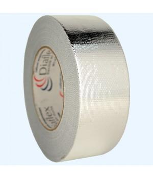 Скотч алюминиевая Diaflex ALU-SH 50мм 50 м