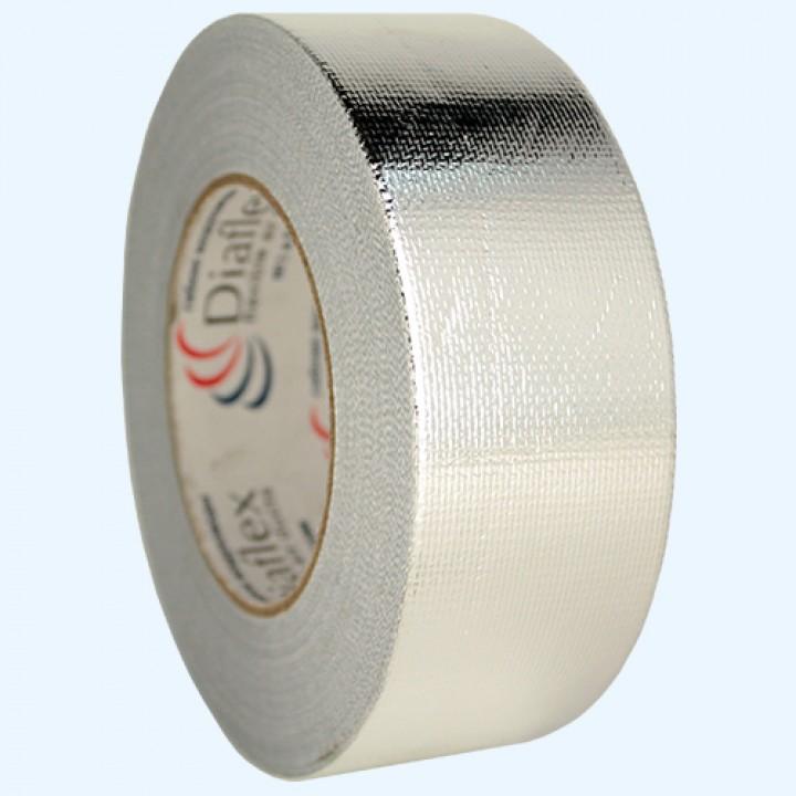 Diaflex Скотч алюминиевая ALU-SH 50мм х 50 м
