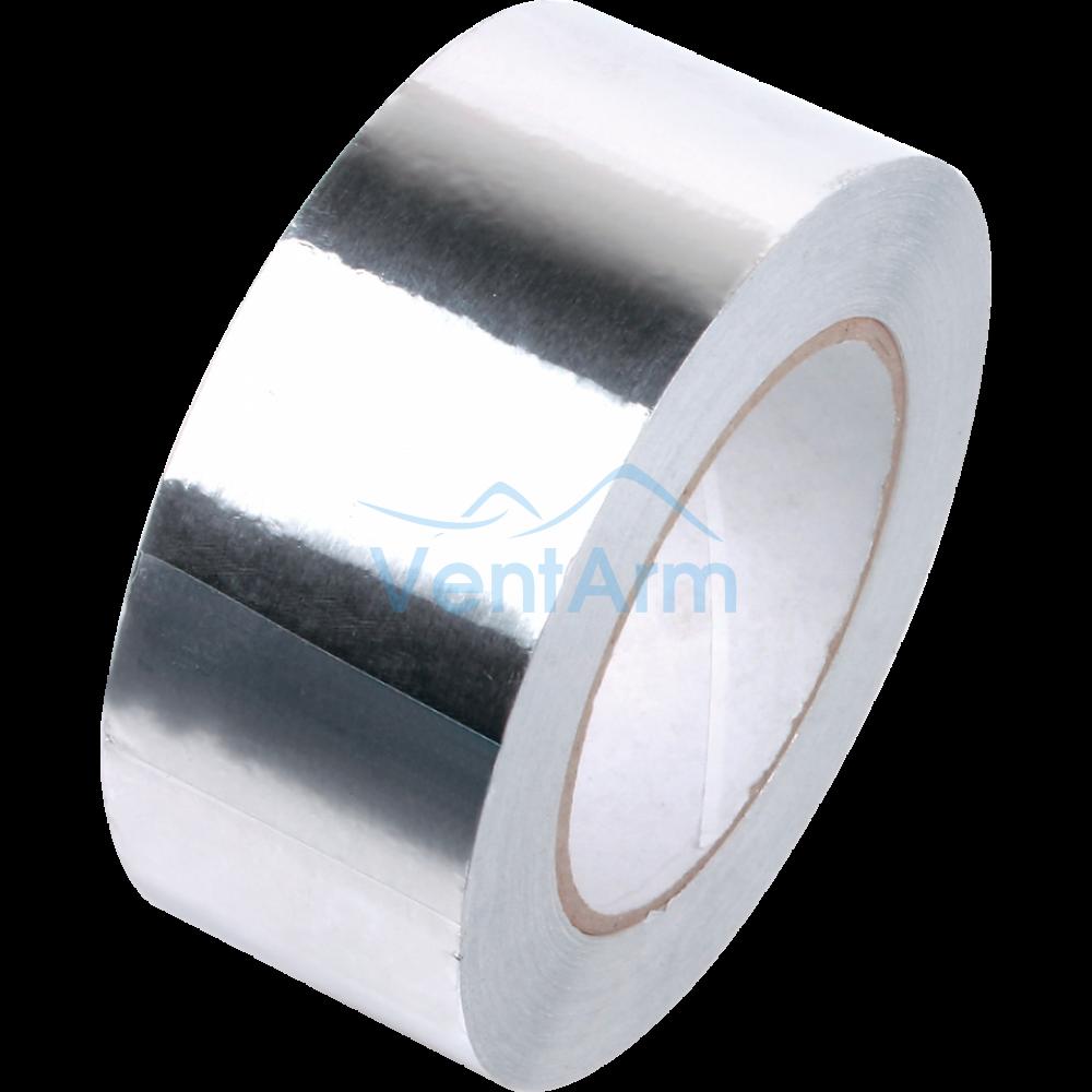 Скотч алюминиевый 75 мм