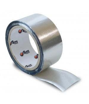 Алюминиевые самоклеящиеся ленты ЛАМС 50 мм 50 м