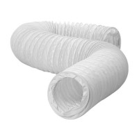 (DEC) Воздуховод гибкий полимерный PVC 102/15м