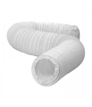 Воздуховод гибкий полимерный PVC Ø102/15м