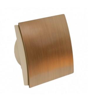 Вентилятор накладной  MM-P 100/105 Золото овал