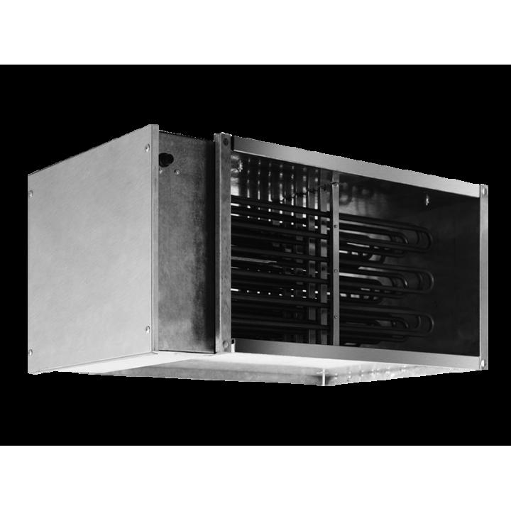 Электрический канальный нагреватель для прямоугольных каналов Shuft EHR 600x300-30