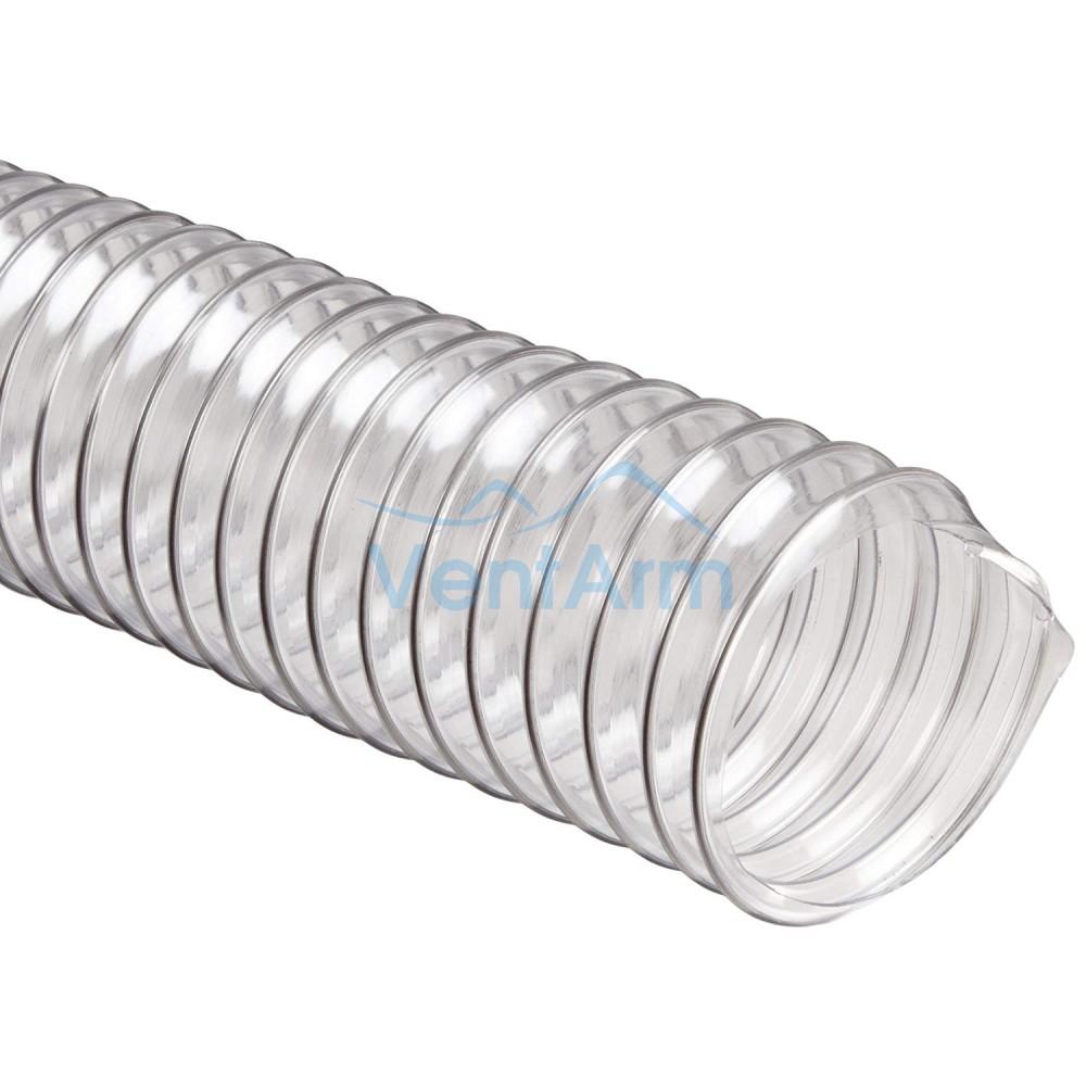 Гибкий воздуховод PVC 500 Ø100  (10м)