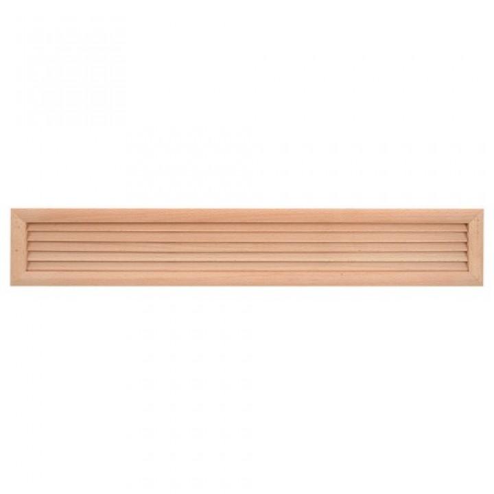 Решетка деревянная Haco 500x90