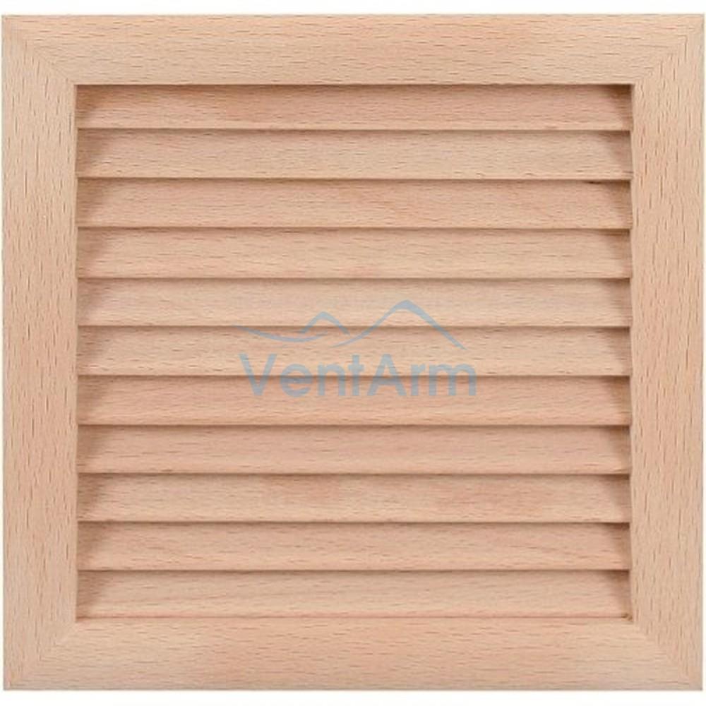 Решетка вентиляционная деревянная Haco DVM 150x150