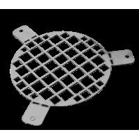 Наружная решетка металлическая Арктос БСК/PG Ø630