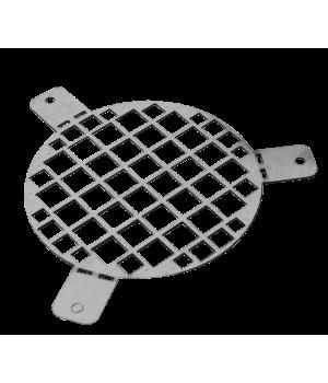 Наружная решетка металлическая Арктос БСК/PG Ø100