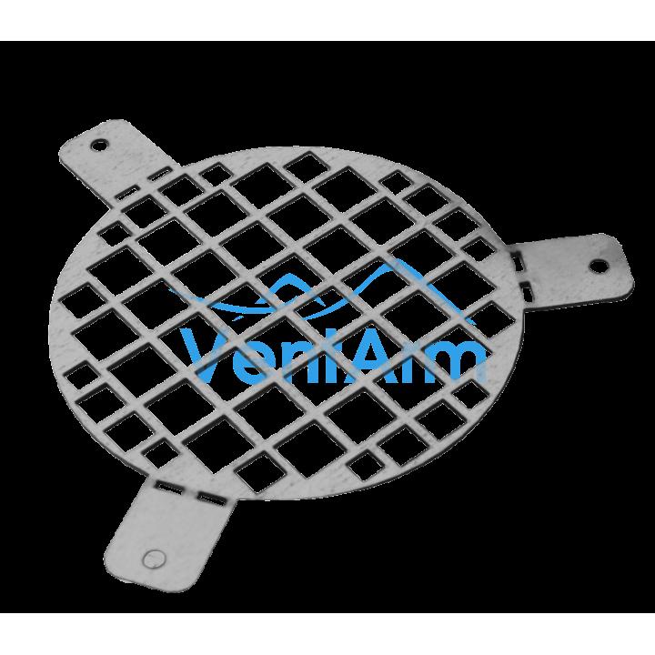 Наружная решетка металлическая Арктос БСК/PG Ø160
