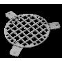 Вентиляционная решетка БСК Ø250