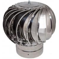 Турбодефлектор из нержавеющей стали Ø135