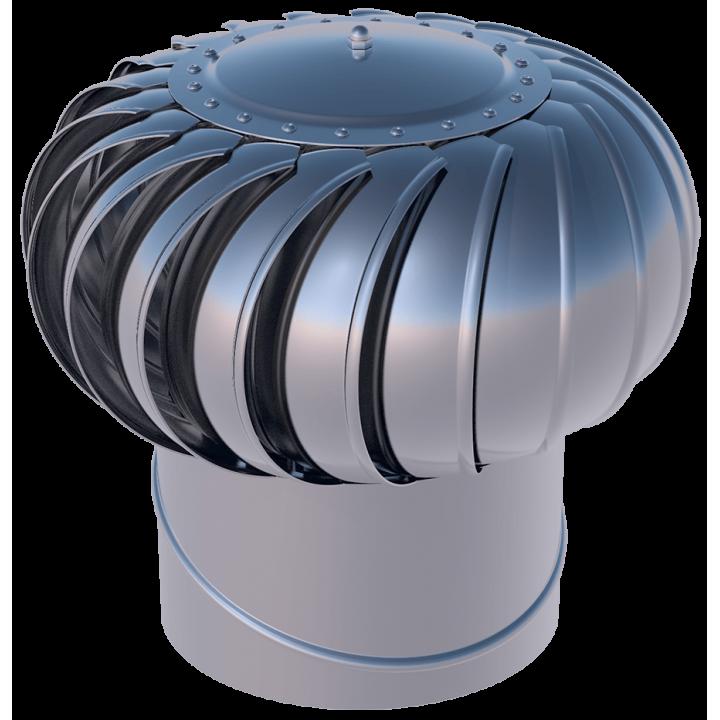 Турбодефлектор крышный ТД 130мм оцинкованная сталь