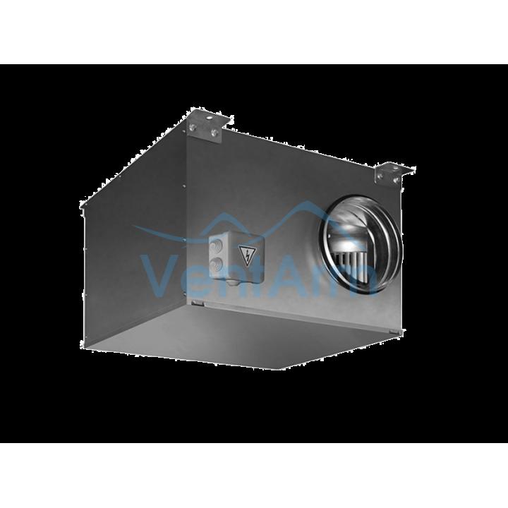 Канальный вентилятор в звукоизолированном корпусе ICFE 250 VIM