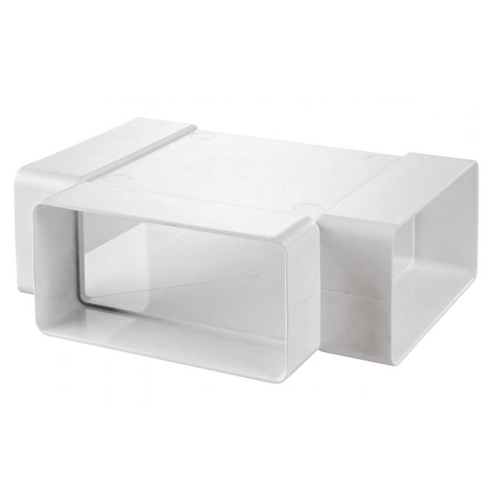 Тройник для плоских каналов Vents 939 90х220