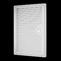 Люк-дверца ревизионная вентилируемая, накладная ERA 3040ДФ 300х400