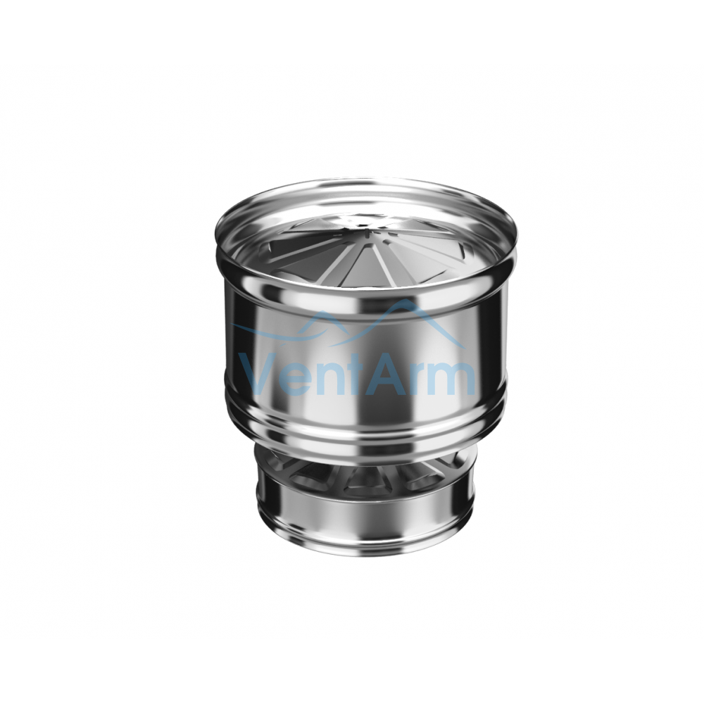 Оголовок с дефлектором 150X230 0.5/0.5 Нм/Оц (КОНДЕНСАТ)