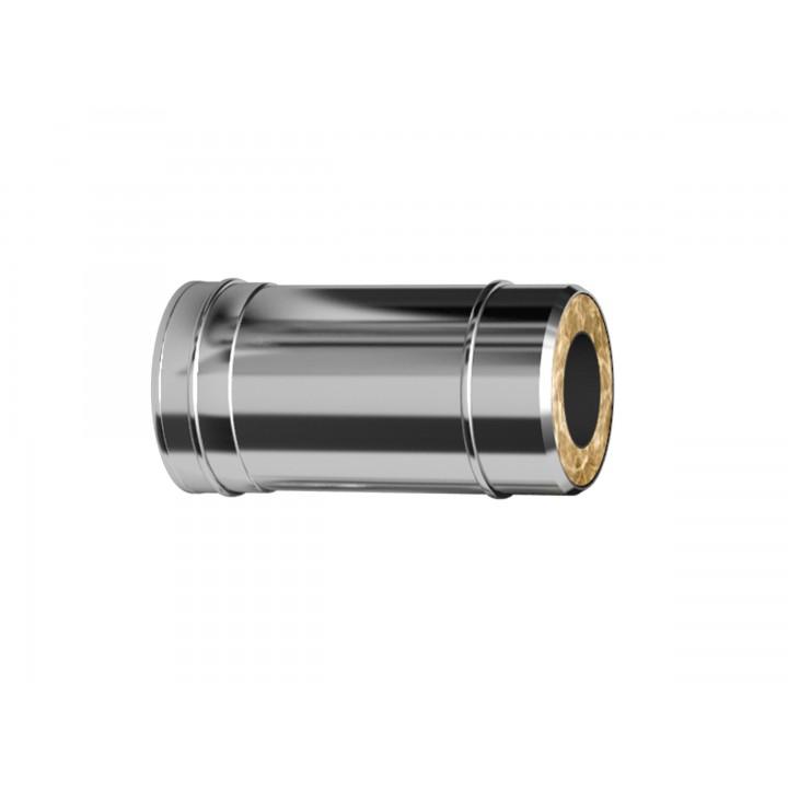 Сэндвич-труба 150X230-500мм 1.0/0.5 Нм/Оц (КОНДЕНСАТ)