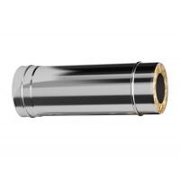 Сэндвич-труба 200X280-1000мм 1.0/0.5 Нм/Нз (КОНДЕНСАТ)