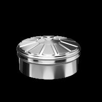 Заглушка тройника сэндвича 200X280 0.5/0.5 Нм/Нз (КОНДЕНСАТ)