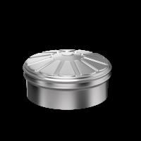 Заглушка тройника сэндвича 200X280 0.5/0.5 Нм/Оц (КОНДЕНСАТ)
