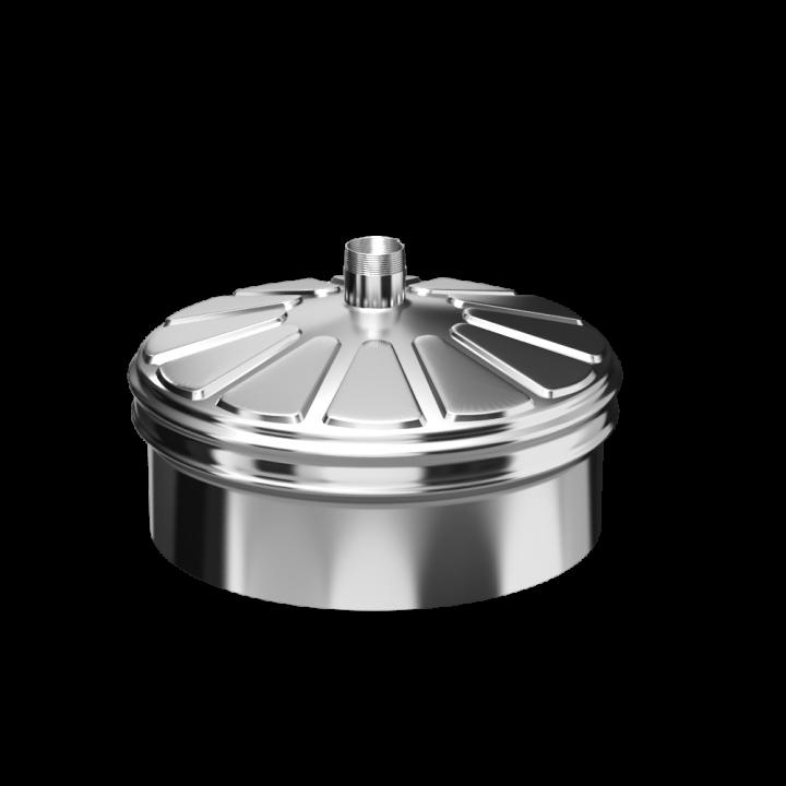 Заглушка тройника сэндвича с к/о 150X230 0.5/0.5 Нм/Нз (КОНДЕНСАТ)
