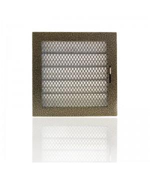 Решетка каминная регулируемая Europlast MRK 150х150 RA
