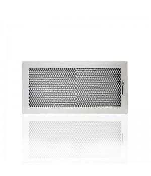 Решетка каминная регулируемая Europlast MRK  250х120 R
