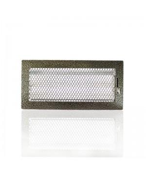 Решетка каминная регулируемая Europlast MRK  250х120 RA