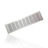 Решетка вентиляционная металлическая Europlast RA840 80х400